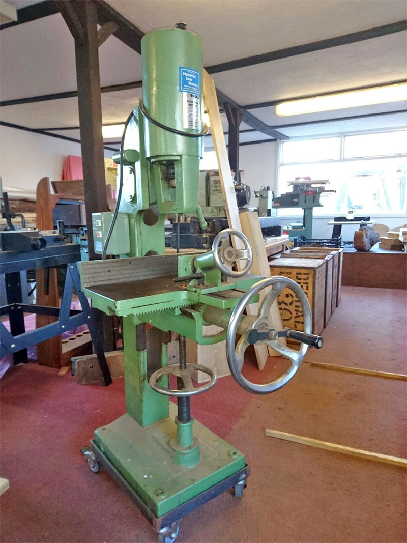 Buy And Sell Used Woodworking Machinery With M J Elliott