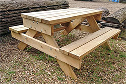 5 foot picnic table